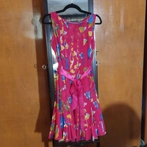 Adrianna Papell Dresses - Vibrant dress